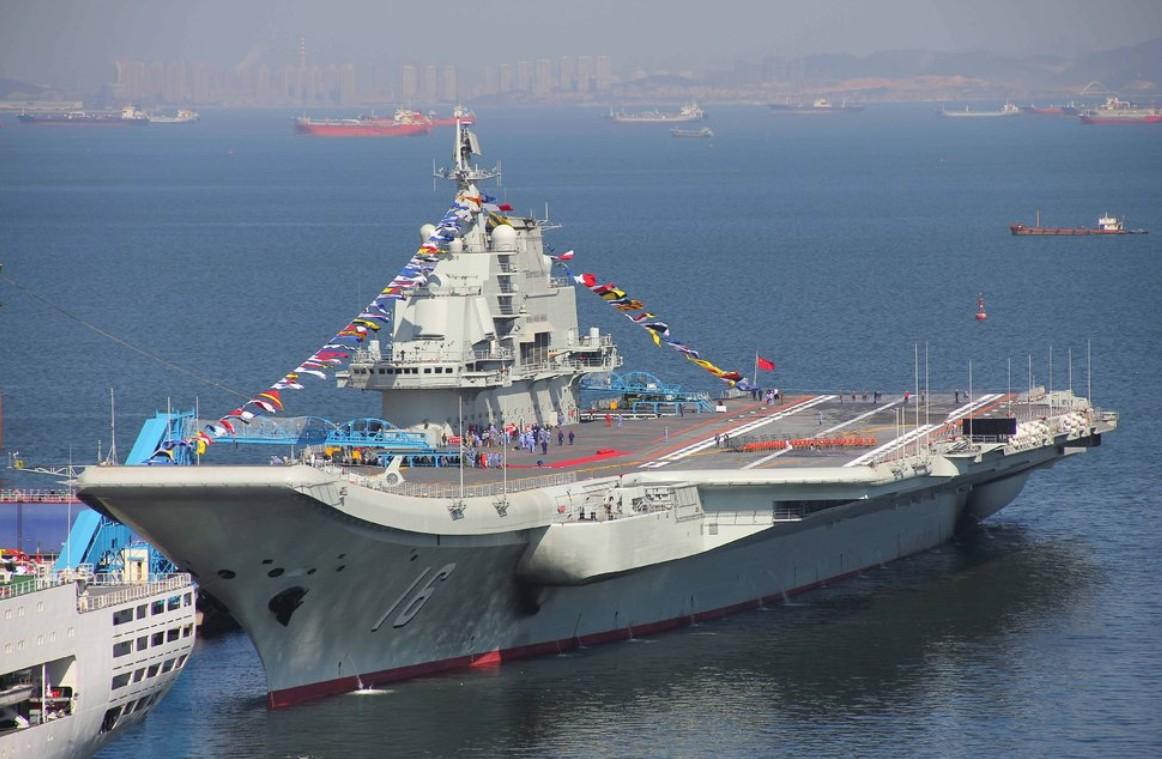 官媒曝中国第3艘航母开工:已在船台建造