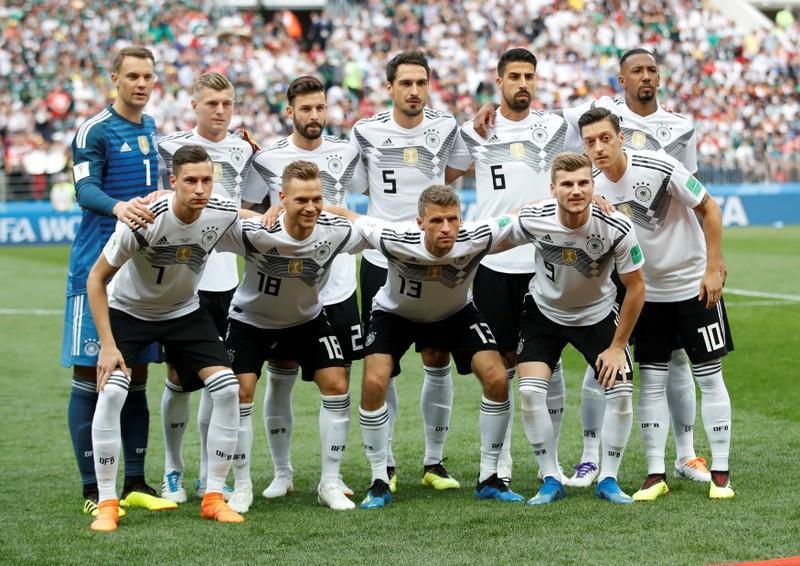 瑞典教练组:失利不会改变德国 仍然是顶级强队