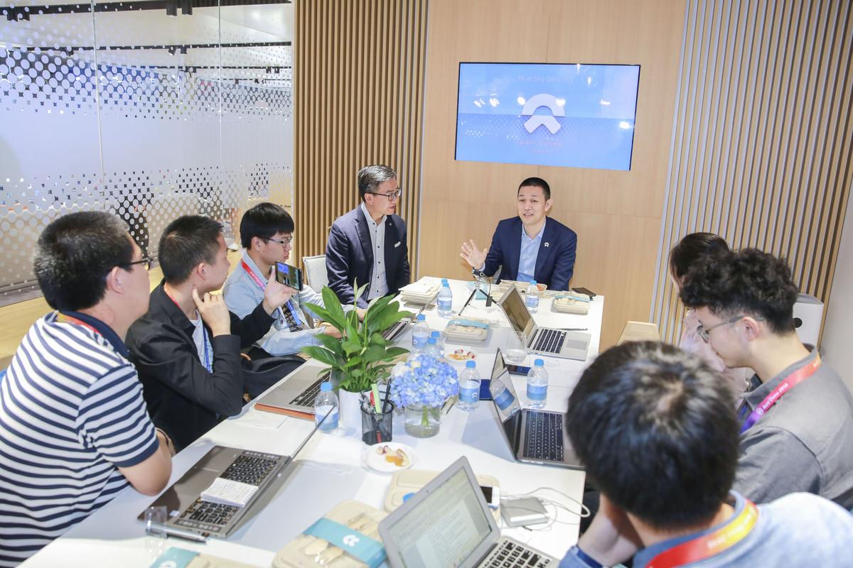 李斌首度披露蔚来上市计划,承认ES8量产延期