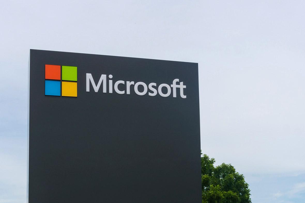微软超越苹果成为世界上市值最高的公司